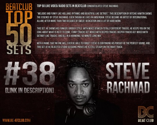 03.15.2014.Steve Rachmad Beatclub Top 50 sets